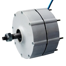 цена на 600W 3 Phase Permanent Magnet Generator 24v/48v AC Alternator Low RPM for Vertical/Horizontal Wind Turbine Generator