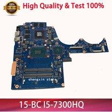NEW DAG35DMBAD0 15-BC mainboard for HP 15-BC 15-AX Laptop mo