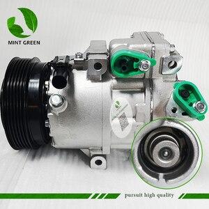 Image 3 - HS15 AC Kompressor Für Hyundai Sonata 2,4 L l4 für Kia Optima Magentis 2,4 L 2,7 L 977012B250 97701 2B251 97701 2B300 977012B350