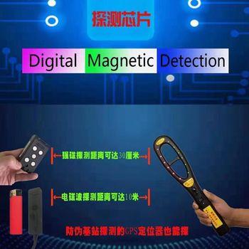 Hk809 handheld anti-theft detector anti spy RF signal detector wireless phone tracker private security hidden camera scanner 5