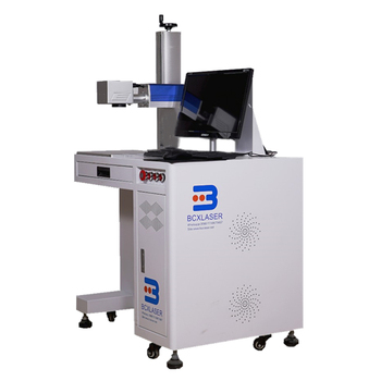 High speed MAX Raycus IPG fiber laser marking machine for Metal on Hot Sale
