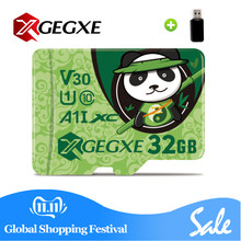 XGEGXE Mode Micro SD C10 Speicher Karte 8GB 16GB 32GB 64GB 128GB Tf-karte Flash- stick für Android(China)