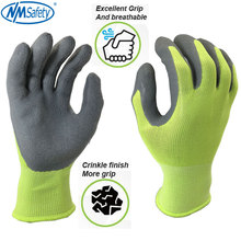 NMSafety Protective Mechanic Working Glove for Men or Women New Hot Sale Gloves