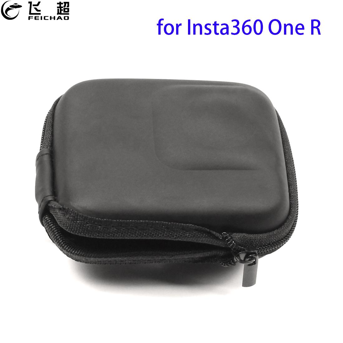 Mini Storage Bag Portable for Insta360 ONE R 4K Insta 360 Panoramic Edition Camera Protective Carrying