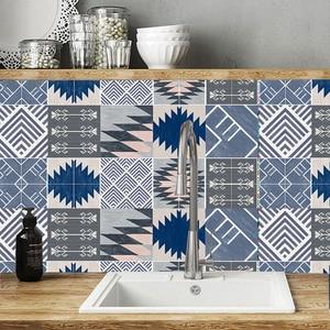 Mediterranean Style Wall Tile