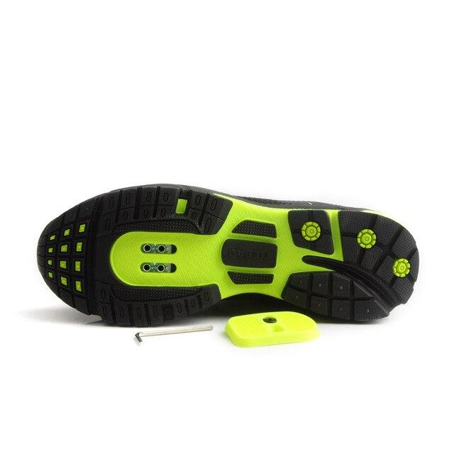 Chegada de novo! Tiebao lazer ciclismo sapatos de bicicleta de montanha auto-bloqueio sapatos antiderrapante respirável tênis de bicicleta sapatos mtb 5