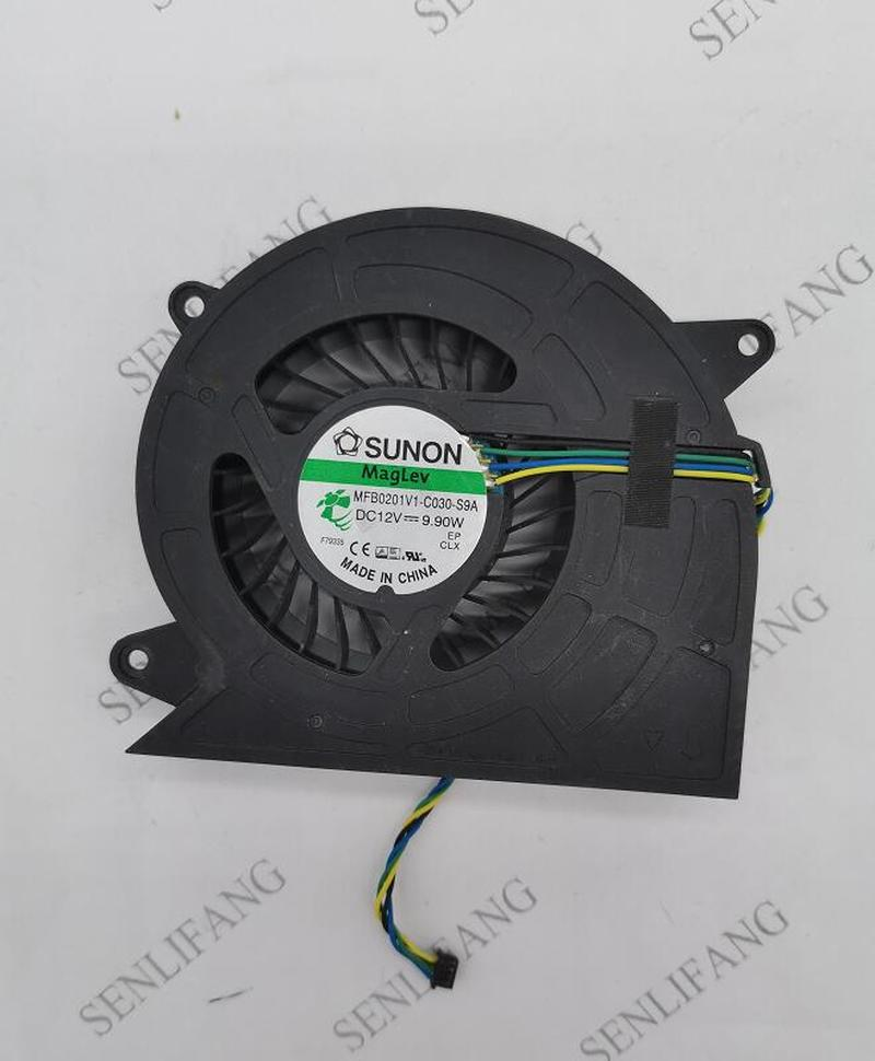 Original For Lenovo AIO A7300 400V310z A5000 V530-22IC Y910 CPU Cooling Cooler Fan 00KT209 Test Good MFB0201V1-C030-S9A