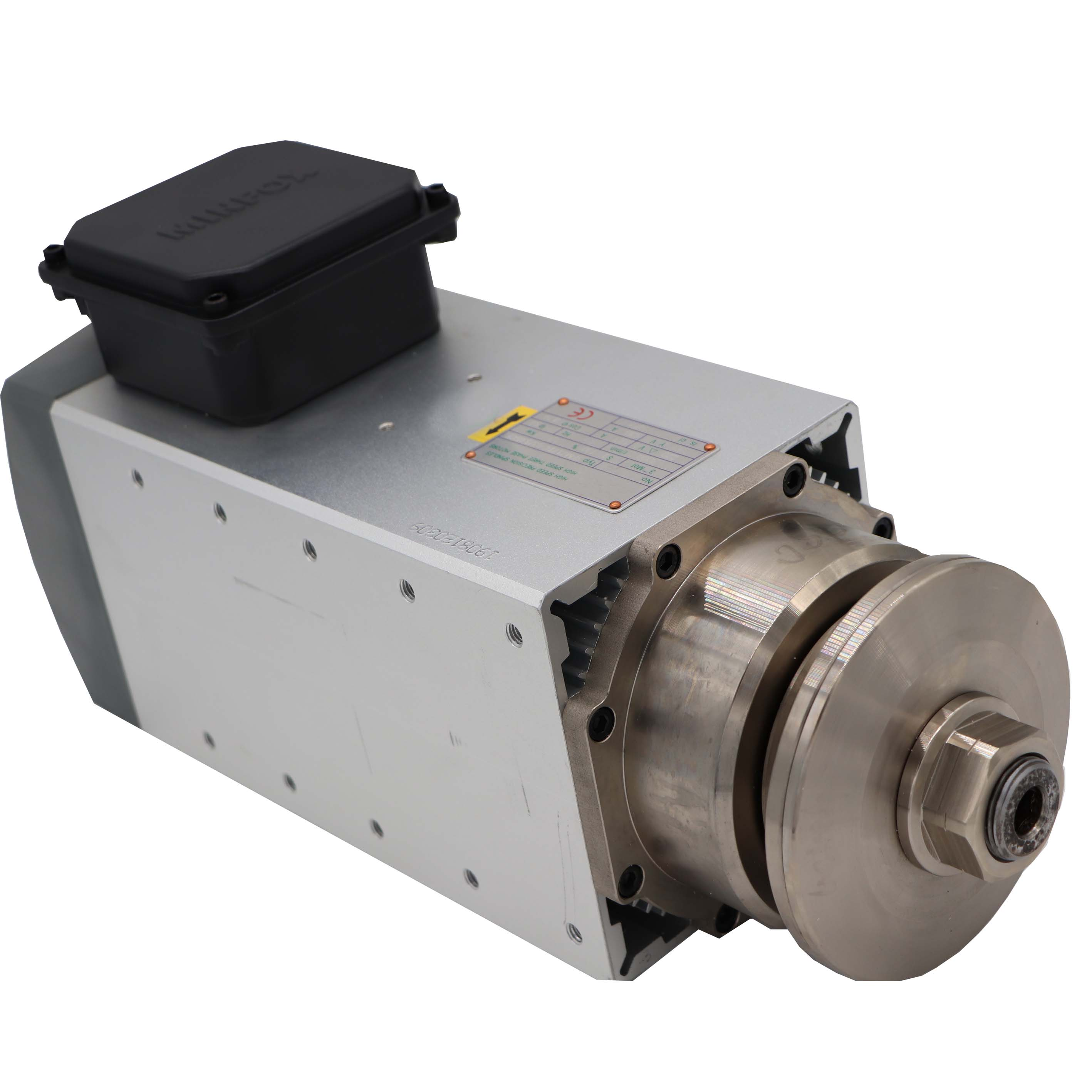 High Precision And Speed Arbor Saw Air-cooled Spindle Motor 3KW 3000rpm