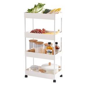 Кухонный стеганый шкаф для хранения корзина ванная узкая зазор стойка для холодильника