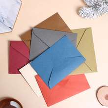 Western-Style Envelopes Blank Vintage Papertriangular Bronze Delicacy Colorful Hot-Sale