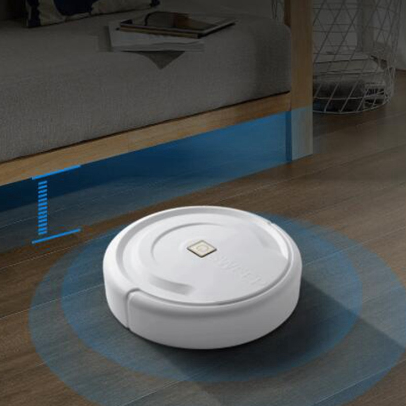 Household Sweeping Robot Efficient Vacuum Cleaner For Floor Corners Crannies Automatic Home Pet Hair Cleaner Robot Intelligent