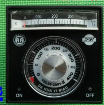 220 V/380 V thermostat dispositif de contrôle de température four pièces TEL96-2001 0-400 degré aiguille indication