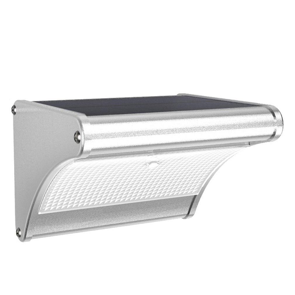 Светодиодный солнечный светильник, радар, датчик движения, открытый сад, 24/48/60, светодиодный солнечный светильник, настенный светильник с питанием от s, алюминиевая солнечная лампа, водонепроницаемая|Солнечные лампы|   | АлиЭкспресс