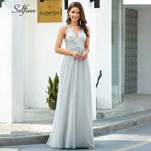 Сексуальное Серое Женское платье с блестками ТРАПЕЦИЕВИДНОЕ
