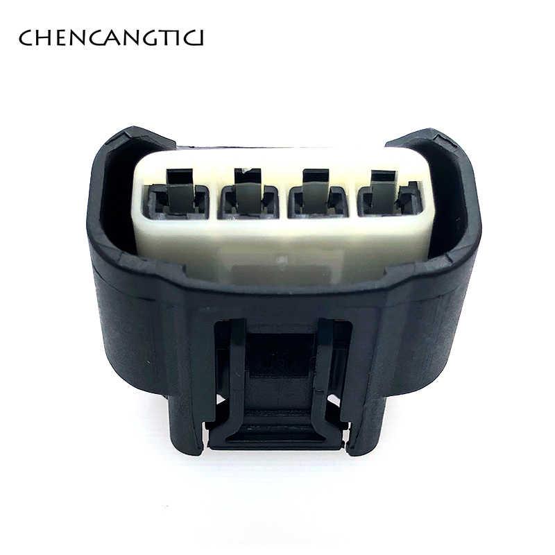 2 세트 4 핀 방식 방수 점화 코일 전기 커넥터 플러그 90980-11885 Toyota Lexus Camry Corolla Rav4 Highlander