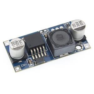 Image 4 - 100 stücke LM2596HVS LM2596 HV LM2596HV DC DC Einstellbare Step Down Buck Converter Power Module 4,5 50V Zu 3 35V Urrent einschränkung