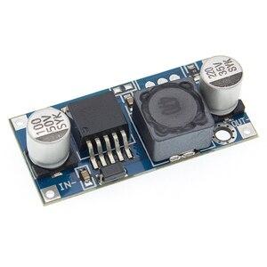 Image 4 - 100pcs LM2596HVS LM2596 HV LM2596HV DC DC Passo Regolabile Imbottiture Buck Converter Modulo di Alimentazione 4.5 50V A 3 35V Urrent di limitazione