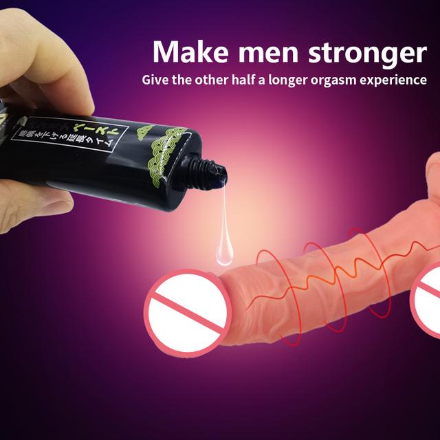 środki do długotrwałego montażu mężczyzn
