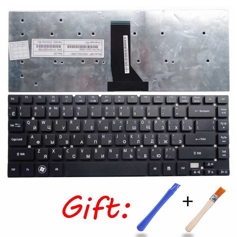 Rusia Keyboard Laptop For Acer Aspire 3830 3830G 3830T 3830TG 4830 4830G 4830T 4830TG V3-471 4755 4755G E1-410 Ru