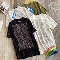 2021ss Adererror T-Shirts Männer Frauen 1:1 Beste Qualität Sommer Stil Voller Buchstaben Auf Der Rückseite Ader Fehler T Hemd