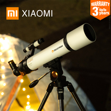 Astronomical Telescope Monocular Zoom Photo Outdoor XIAOMI Refracting High-Magnification