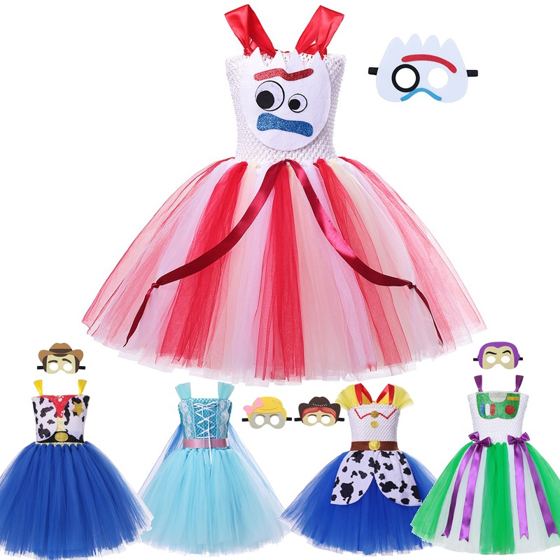 Historia del vestido para niños