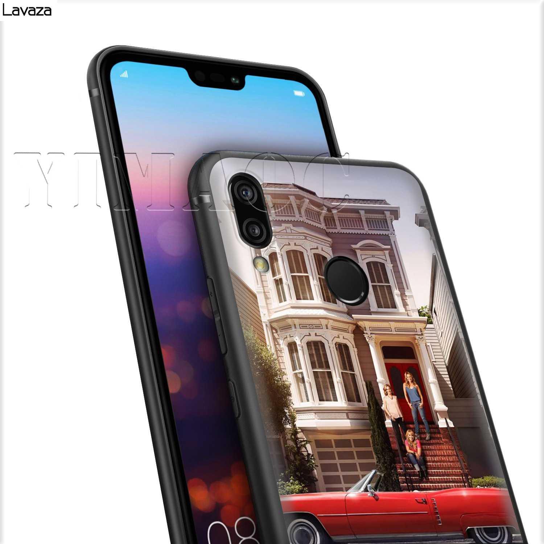 Lavaza Đầy Đủ Hơn Nhà Ốp Lưng Cho Huawei Mate 30 Danh Dự Nova Quan Điểm 20 9X P20 Y9 5I P Smart Z Thủ plus Lite Pro 2019