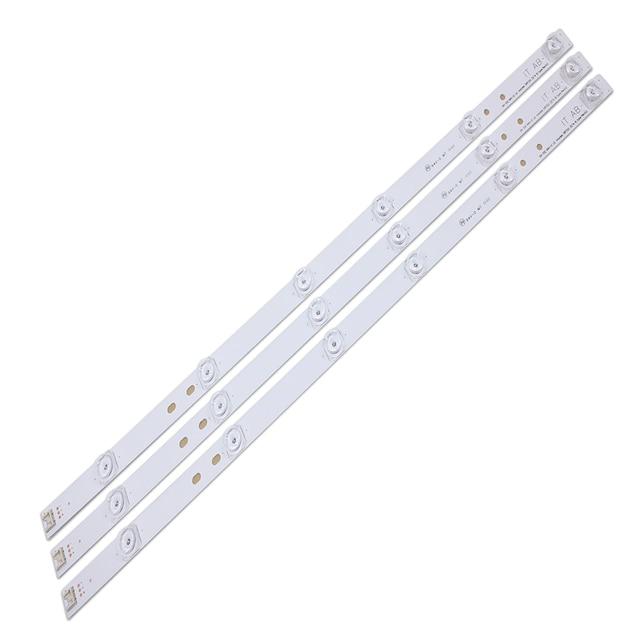 """Retroiluminación LED de 59cm para TV LG 32 """"32MB25VQ 6916l 1974A 1975A 1981A lv320DUE 32LF5800 32LB5610 innotek drt3.0 compatible a estrenar"""