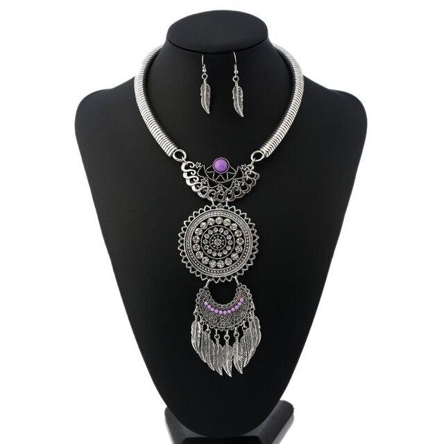 Купить lzhlq 2020 модное женское ожерелье винтажные массивные ожерелья картинки