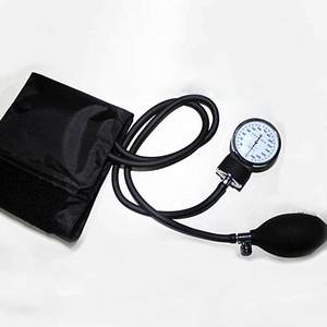 Image 3 - Doctor Medical Equipment cardiology Blood Pressure Monitor Meter Tonometer Cuff Stethoscope Kit Travel Sphygmomanometer