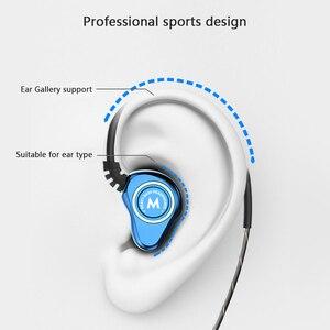 Image 3 - Auriculares intrauditivos con cable y Subwoofer HIFI 6D, Auriculares deportivos con sonido de alta calidad para música, tipo C, unidad Doble