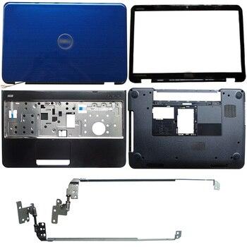 Cubierta trasera LCD para portátil DELL 15R N5110 M5110 M511R, bisel frontal,...