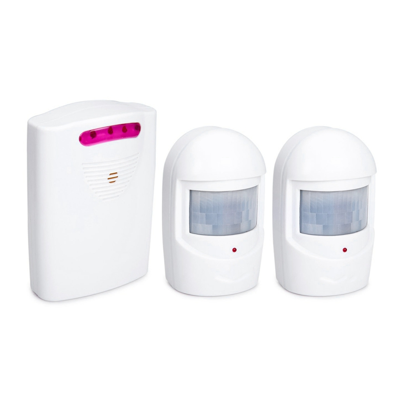 FFYY-Driveway Alarm Provides A Convenient And Economic Way To Alert You The Moment When Someone Is Approaching Your Home