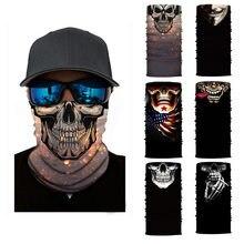 3d bandana rosto escudo ciclismo pescoço buffs motocicleta rosto máscara à prova de vento inverno quente respirável bandana caminhadas cachecol