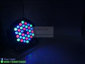 Image 5 - LED Par Lights 36x3W DJ LED RGBW Par Lights RGB Wash Disco Light DMX Controller Effect For Small Paty KTV Stage Lighting