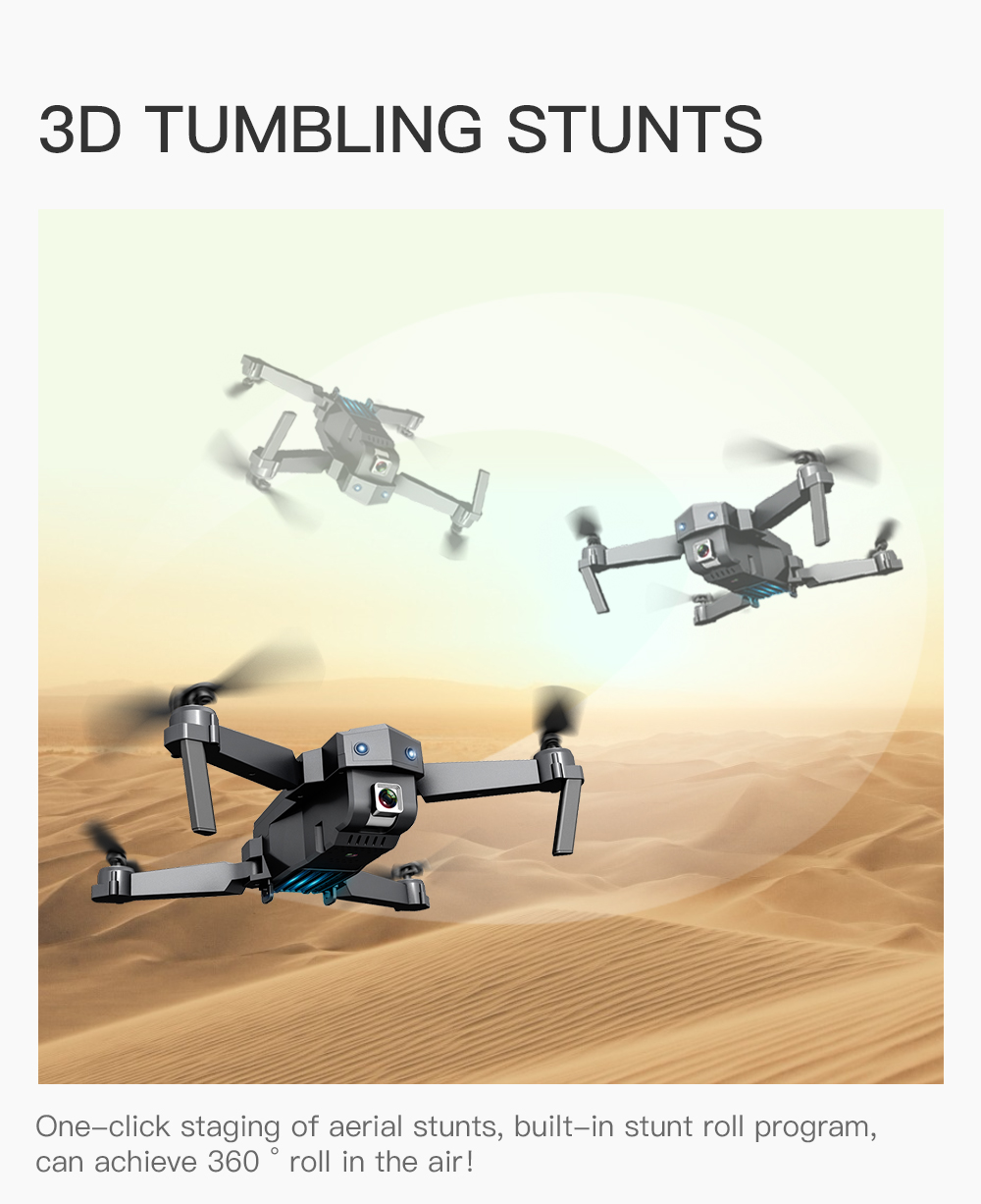 H2d75cf5ecf24453bae97d864715c87f2z - Mini SG107 Drone 4k Double Camera HD XT6 WIFI FPV Drone Air Pressure Fixed Height four-axis Aircraft RC Helicopter With Camera