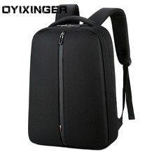 Mochila para hombre, mochilas escolares para niños, bolsas para portátil de 15,6 pulgadas para niños Hp, maletín para ordenador portátil, mochila escolar negra