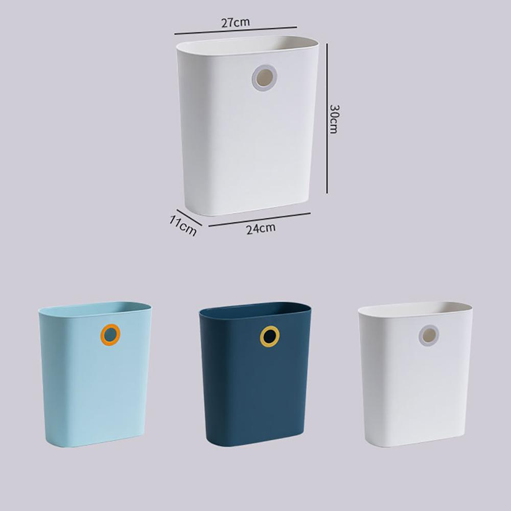 Plastic Bathroom Trash Cans Recycling
