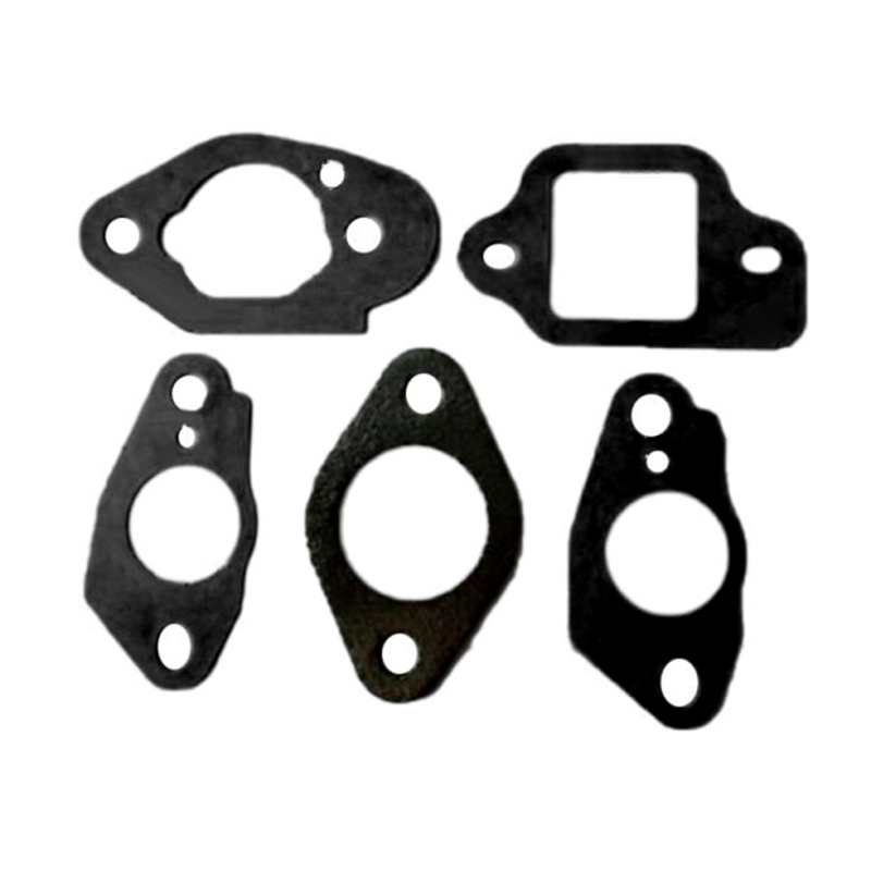 5pcs Power Engine Carburetor Gaskets For Honda GCV135 GC135 GCV160 GC160 Lawn Mower Replacement Spare Parts