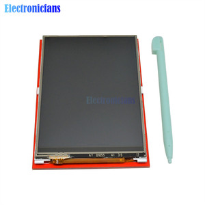 Image 3 - 3,5 inch TFT LCD Touch Screen Modul 480x320 Mega 2560 Mega2560 Bord Stecker und Spielen für Arduino LCD modul Display diymore