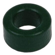 цена на 10 Pcs Inductor Coils Green Toroid Ferrite Cores 10mm x 6mm x 5mm