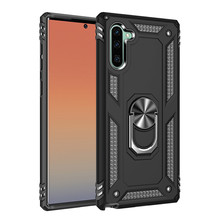 лучшая цена Metal Magnetic Ring Case For Samsung Galaxy Note 10 Plus S10 5G S10E S9 Note10 S 9 Case Armor Shield Shockproof Back Cover