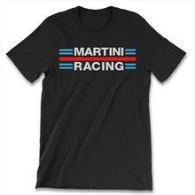 Williams Martini Racing Nouvelle Chemise homme Manches Courtes D'été Décontracté Vintage Tees Coton Gymnases Fitness Hauts Tee Shirt
