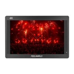 Feelworld FH7 7 Inch IPS LCD 1920 x 1200 Full HD On-Camera Monitor Display Support 4K HD Input Output 1200:1 Contrast 450Cd/Squa