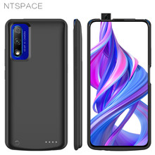 NTSPACE 6500mAh For Huawei Honor 9X Pro Battery Charger Cases Backup Power Bank Shockproof Cover For Huawei Honor 9X Power Case вертикальный пылесос kitfort кт 510