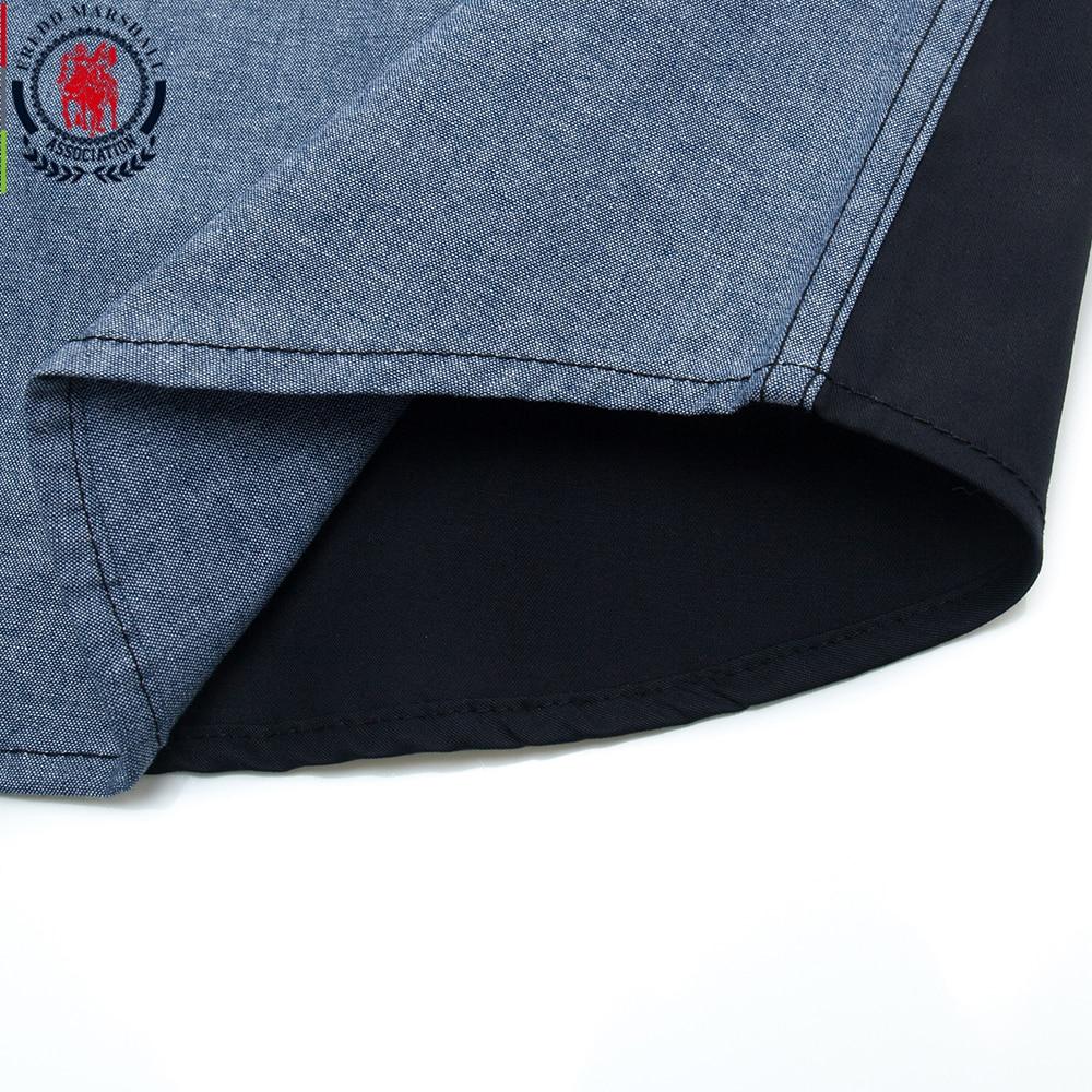 Image 4 - Fredd Marshall 2020 Spring New Patchwork Shirt Men Casual Social Long Sleeve Dress Shirt Male 100% Cotton Color Block Shirts 215Casual Shirts   -