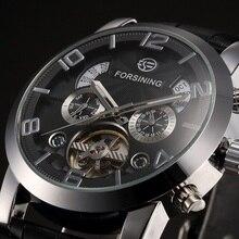 FORSINING Watch Men Fashion Casual Watches Top Brand Luxury Watch Automatic Mechanical Clock Classic Business Wristwatch стоимость