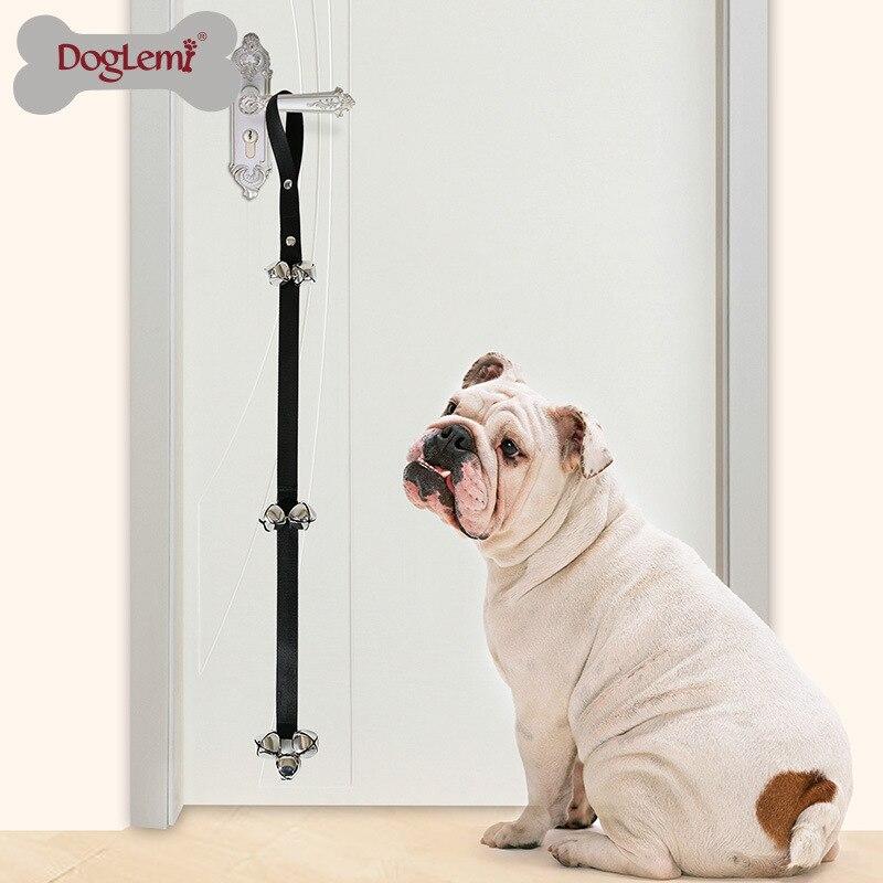 Not Pet Training Doorbell Dog Doorbell Lanyard Dog Training Door Opening Nursing Bell Lanyard Sub-