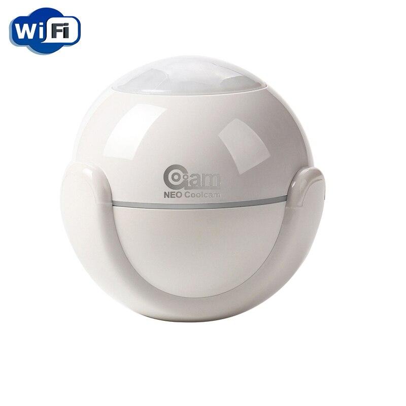 Haozee Wifi Motion Sensor Alarm Detector PIR Motion Dectector For Smart Home Automation Tuya Smart Life IFTTT