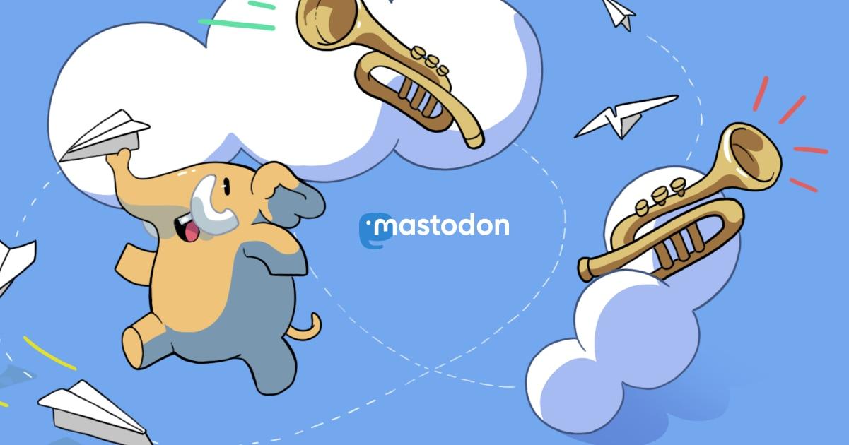 Mastodon 免费开源的社交网络平台微博社区程序